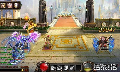 龙族守护《龙骑士传》勇者探秘巨龙宝藏