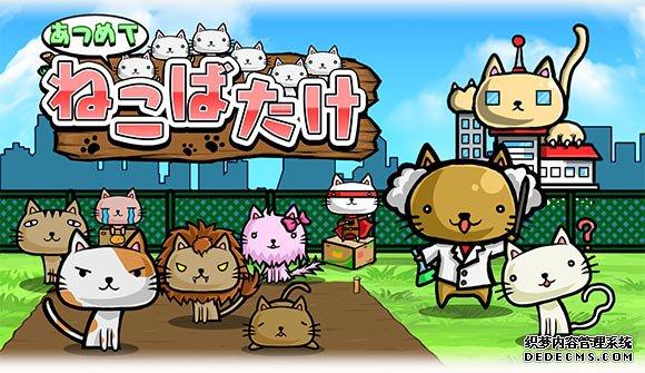 神奇的猫咪种子 模拟游戏《猫�x》12月发布