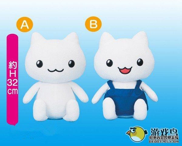 模拟经营游戏《星星岛猫咪》推出可爱猫咪布偶