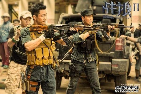 《战狼2》票房破48赤月传说最新私服亿!电影延长排片,50亿绝对稳了