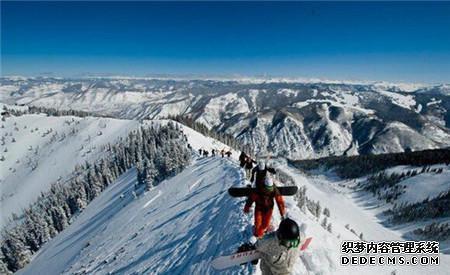 盘点:全球著名的十大滑雪胜地