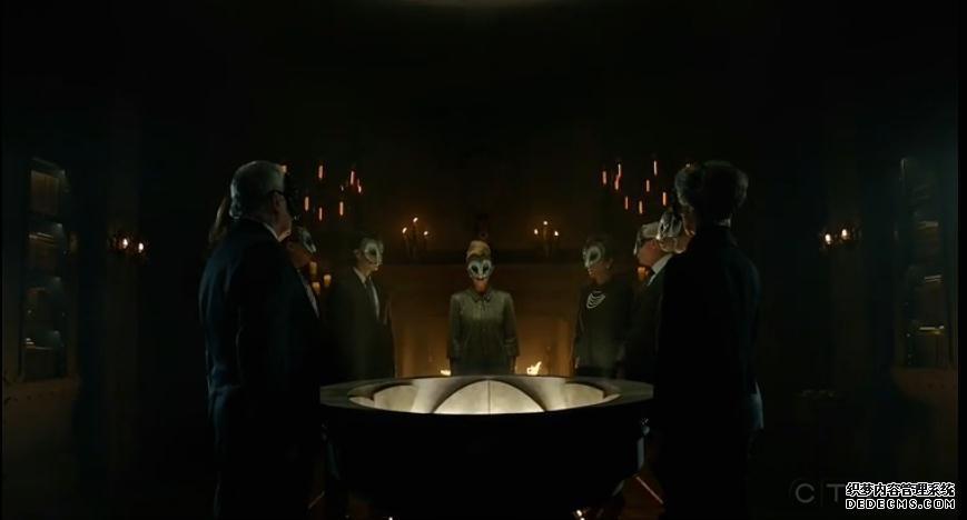 哥谭第三季第16集中字视频剧情介绍 赤月传说sf发布网出现救了bruce