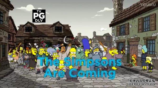 《辛普森一家》第29赤月传说公益服季首集回归 画风变《权力的游戏》