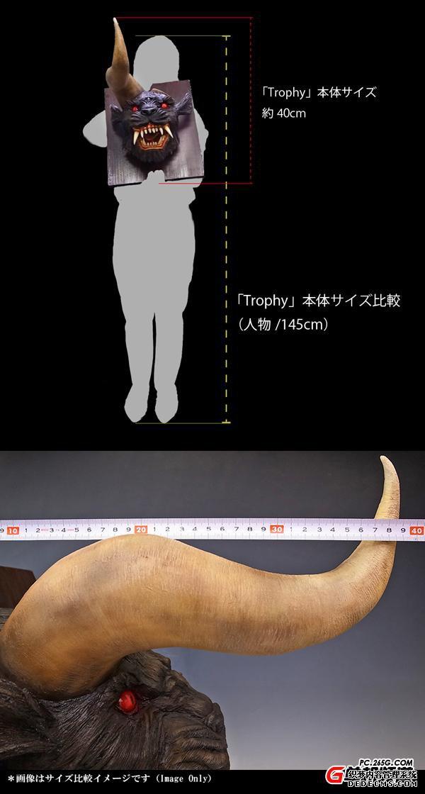 太酷了!《赤月传说2网页sf》推出不死左德头部雕像