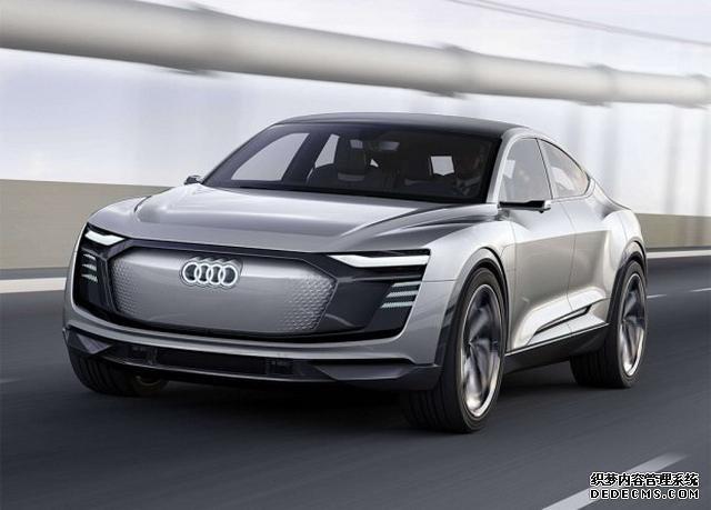 发力新能源 Audi Sport未来将推多款电动车