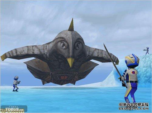 《最新赤月传说sf:Powered》新怪兽强化登场新画面