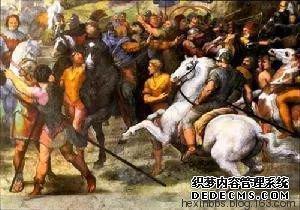 何新旧论:摧毁罗马帝国的匈奴王阿提拉