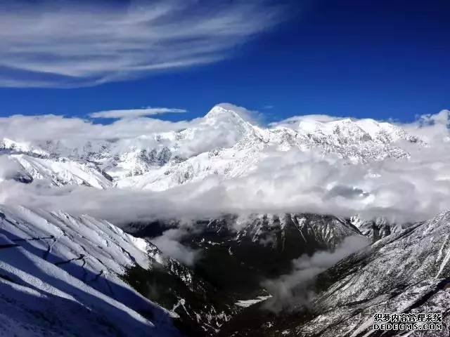 国内最美17座山峰 从湖南这座开始征服吧
