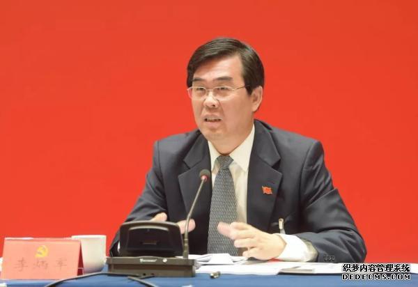 江西省委副书赤月传说sf记李炳军又有新职务