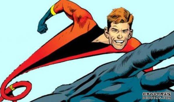 闪电侠第四季新角色伸赤月传说sf发布网缩人介绍 身体跟橡皮筋一样弹弹弹