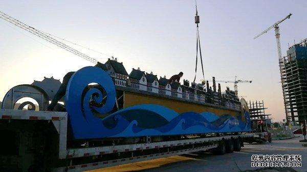 四川彩车12日到家 最新赤月传说sf展览点一确定将对公众免费展示