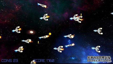 黄色小战机守卫星河 飞行射击G计划上架