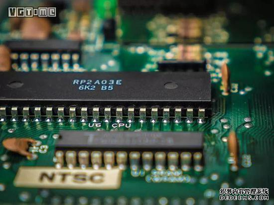 除了红白机,2A03的本体6502处理器还被用于文曲星等硬件