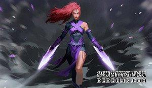 《Dota2》女版敌法师身心上线 包含新肖像动作和配音