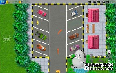 《疯狂停车场》停车讲究的是技术更是艺术
