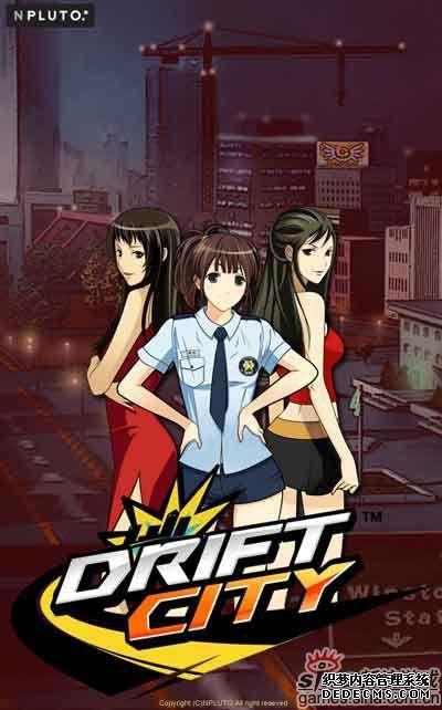 韩赛车RPG《Dri最新赤月传说私服ft City》输出34个国家